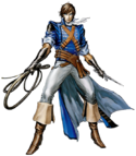 Richter Belmont (Dracula X Chronicles)