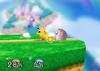 Pikachu Floor attack (back) SSB