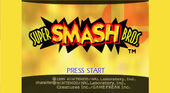 Smash Title Screen