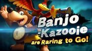 Banjo-Kazooie Coming to Super Smash Bros