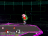 Kirby Down aerial SSBM