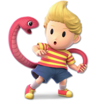 Lucas - Super Smash Bros. Ultimate