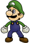 Luigi - Super Smash Bros
