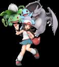 Pokemon Trainer Palette SSBU 6