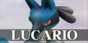 Lucario Subspace Emissary