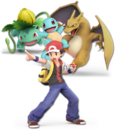 Pokemon Trainer Palette SSBU 5