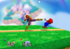 Captain Falcon Forward tilt SSB