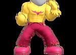 Flyingman body
