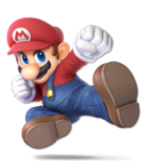 Mario (Super Smash Bros. Ultimate)