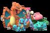 Pokémon Trainer Clear SSBB