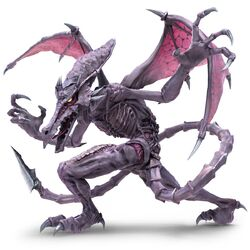 Switch SuperSmashBrosUltimate Ridley is back