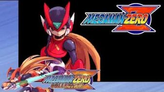 Mega Man Zero Collection OST - T1-21-Fake (Vs Copy X Seraph Form, Final Battle)