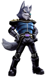 Wolf (Star Fox Assault)