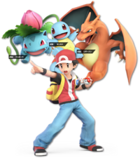 Pokemon Trainer SSBU