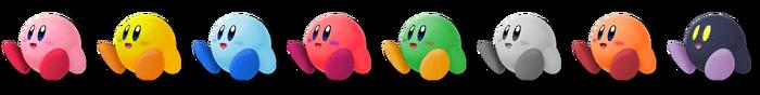 Kirby Palette (SSB4)