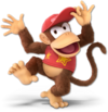 Diddy Kong - Super Smash Bros. Ultimate