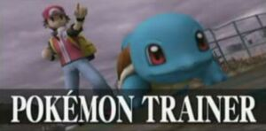 Pokemon Trainer Subspace Emissary