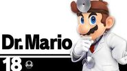 18 Dr. Mario – Super Smash Bros