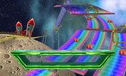 Rainbow Road Omega