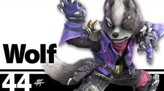 44 Wolf – Super Smash Bros. Ultimate