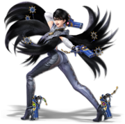Bayonetta - Super Smash Bros. Ultimate
