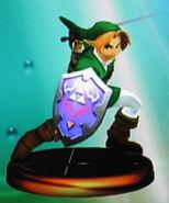 Link smash trophy (SSBM)