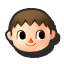 Stock SSB4 villager