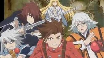 "Tales of Symphonia Battle Theme ""Full Force"""