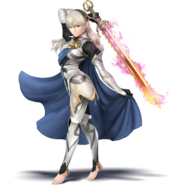 Corrin (female) - Super Smash Bros. for Nintendo 3DS and Wii U
