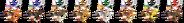 Duck Hunt Palette (SSBU)
