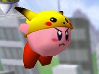 Kirby pikachew ssb