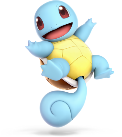 Squirtle - Super Smash Bros. Ultimate