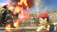Arcfire versus PK Fire
