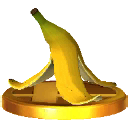 BananaPeelTrophy3DS