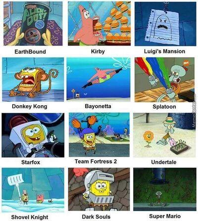 Video games spongebob