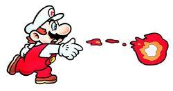 Fire Mario SMB3