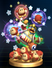 Waddle Dee Army Trophy SSBB