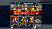 Melee Camera Mode Character Selection mode