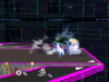 Sheik Dash attack SSBM