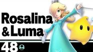 48 Rosalina & Luma – Super Smash Bros