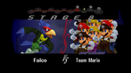 Melee Classic Multi-character match
