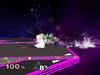 Sheik Edge attack (slow) SSBM