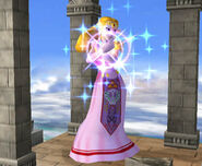 Transform Zelda SSBM
