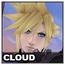 Cloud Icon SSBWU