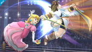 Peach smash kid icarus