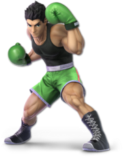 Little Mac - Super Smash Bros. Ultimate