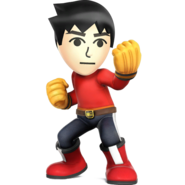 Mii Brawler - Super Smash Bros. for Nintendo 3DS and Wii U
