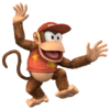 Diddy Kong - Super Smash Bros. Brawl