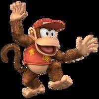 Diddy Kong - Super Smash Bros. Brawl