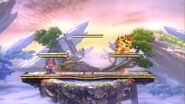 Mario & Bowser Battlefield 3DS